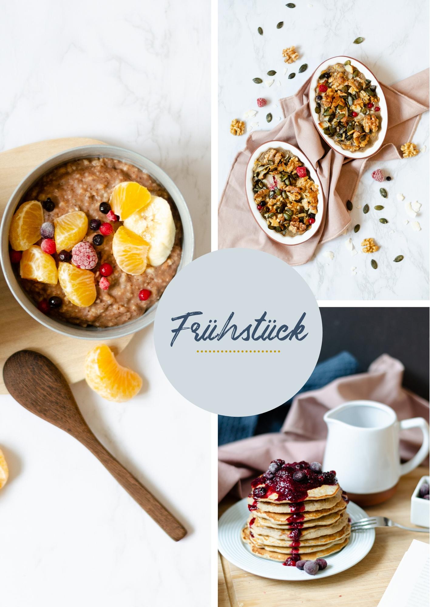 Winter Frühstück Übersichtsseite