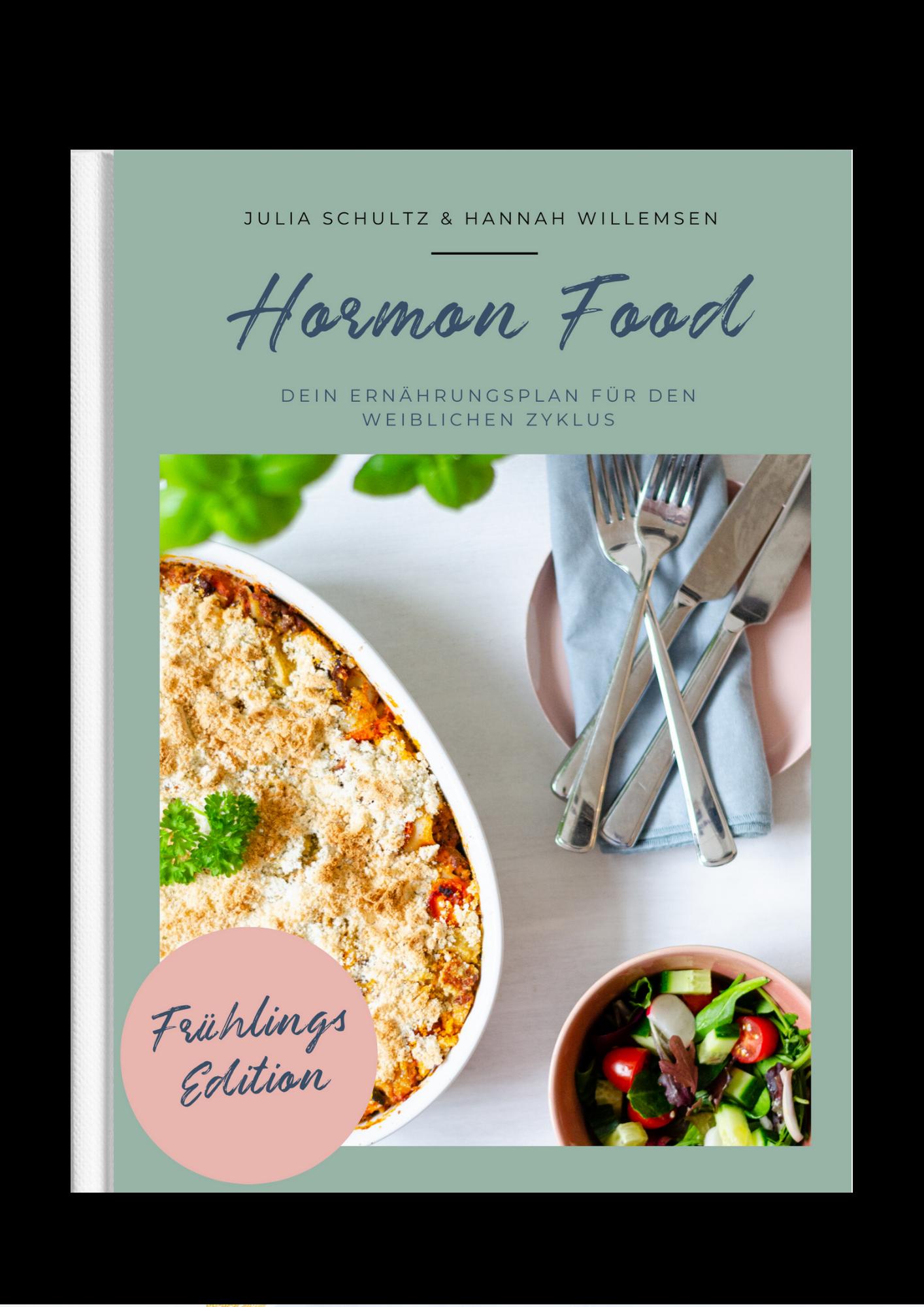 Hormon Food Frühling Print